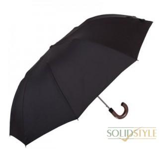 Зонт мужской полуавтомат FULTON (ФУЛТОН) FULG512-Black