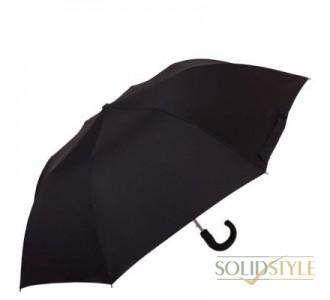 Зонт мужской полуавтомат FULTON (ФУЛТОН) FULG518-Black