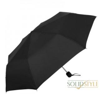 Зонт мужской компактный механический FULTON  (ФУЛТОН) FULG560-Black