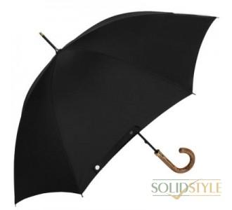Зонт-трость мужской механический FULTON(ФУЛТОН) FULG807-Black