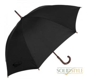 Зонт-трость мужской механический FULTON (ФУЛТОН) FULL776-Black