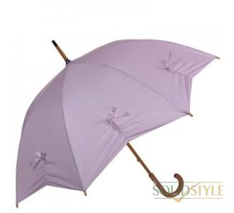Зонт-трость женский механический FULTON (ФУЛТОН) FULL776-Pale-Pink