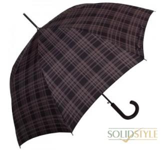 Зонт-трость мужской полуавтомат FULTON (ФУЛТОН) FULG832-Menzies