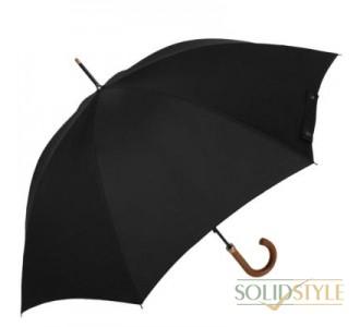 Зонт-трость мужской механический FULTON(ФУЛТОН) FULG808-Black