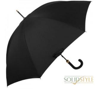 Зонт-трость мужской механический FULTON(ФУЛТОН) FULG809-Black