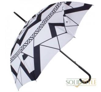 Зонт-трость женский механический GUY de JEAN  (Ги де ЖАН) FRH-ARLEQUINH1
