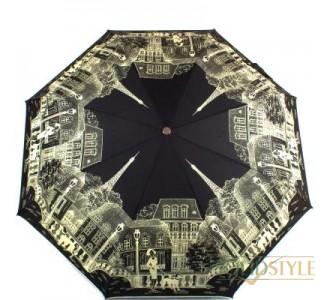 Зонт женский автомат GUY de JEAN (Ги де ЖАН) FRH3405E16-5