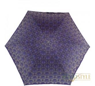 Зонт женский облегченный компактный механический  ZEST (ЗЕСТ) Z55517-5087