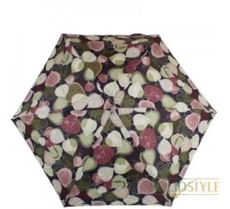 Зонт женский облегченный компактный механический  ZEST (ЗЕСТ) Z55517-5094