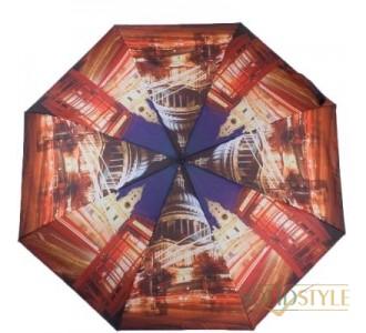 Зонт женский компактный автомат с